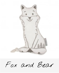 Collection-linge-de-maison-fox-and-bear